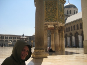 A visit to Damascus, Syria